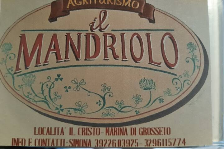 Il Mandriolo:agriturismo-Camera Diana