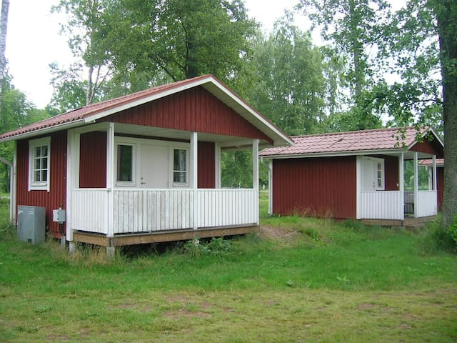Camping Hultsfred - Hultsfred - Hut