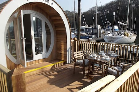 Haven Pod - Quirky waterfront cabin - Neyland