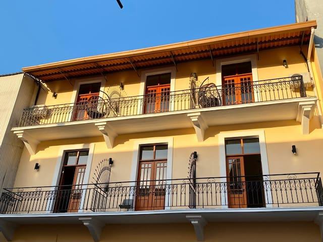 Vive Casco Antiguo, Patrimonio Histórico de Pty II