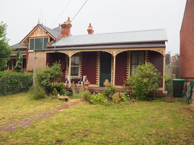 Central 2BR Cottage - Pet friendly - Bendigo - Ev
