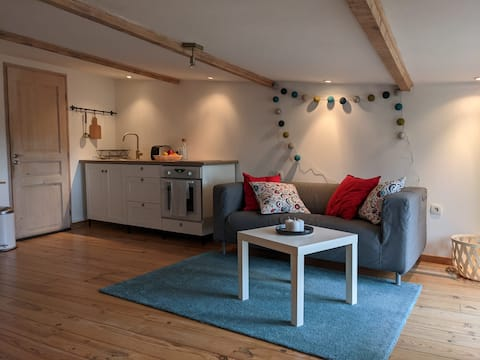 Un séjour cocoon au calme - joli studio atypique