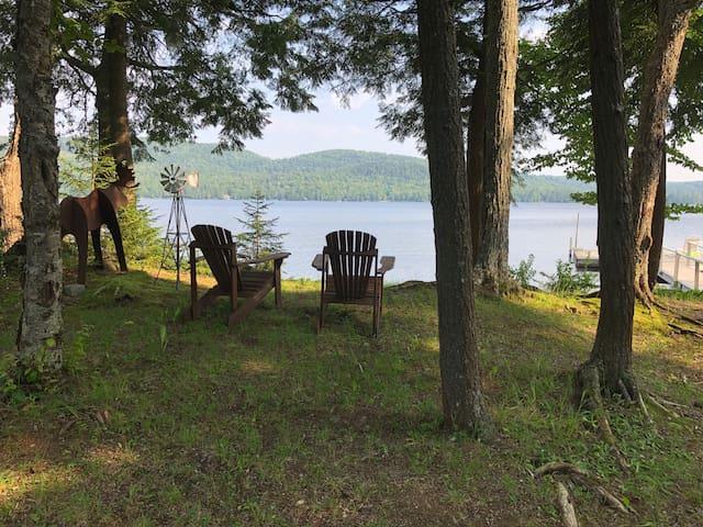 Loon Cottage on Big Moose Lake