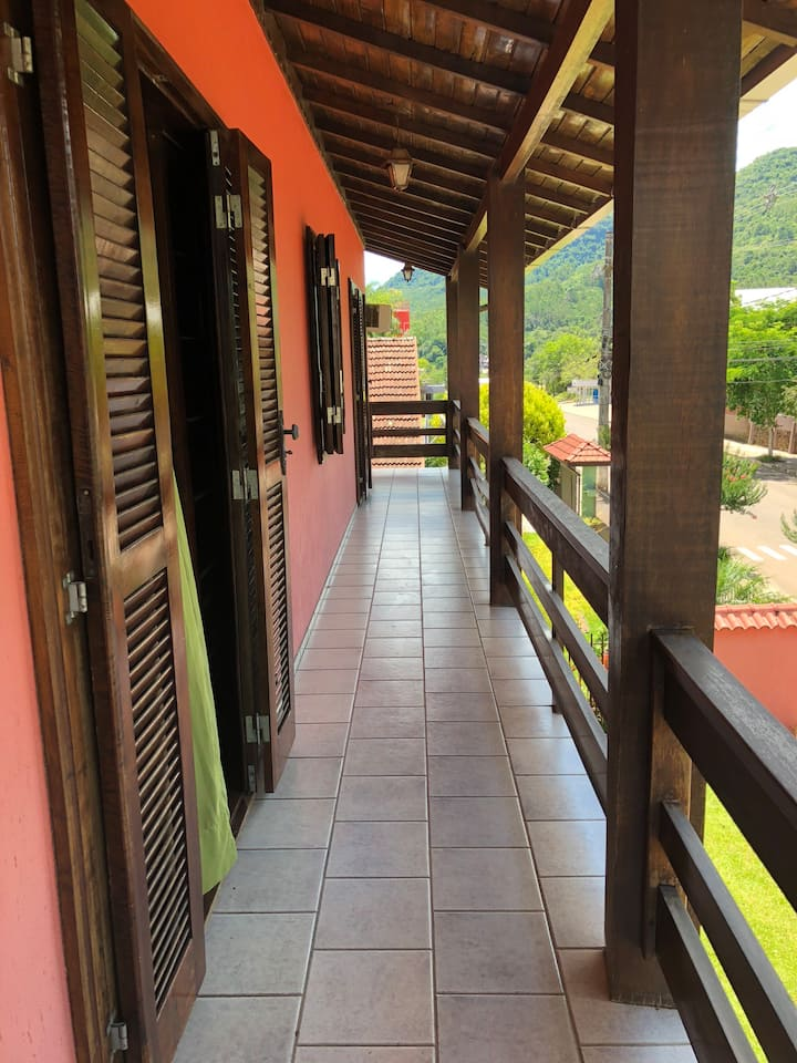 Casa na Serra Gaúcha