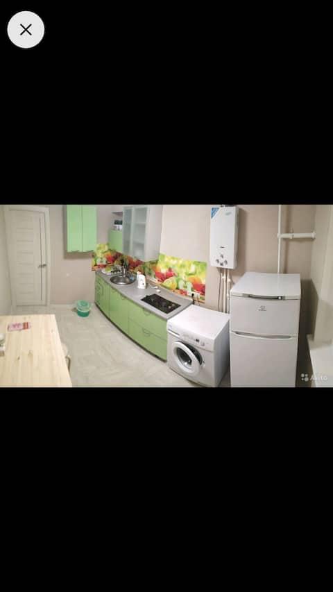 Двухкомнатная квартира после ремонта
