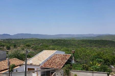 Condomínio Morro do Almirante - Flat Fundos - Goiás