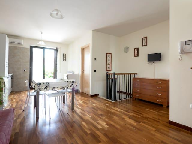 Residence Porta del Sole a Manfredonia 8 pax - Manfredonia - Leilighet