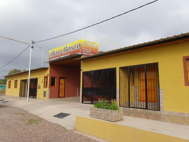 Alojamiento Don Bosco - Rodeo del Medio- Mendoza