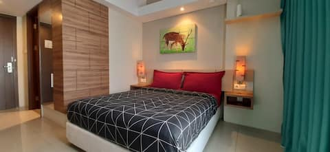 Homy&Comfy Bogor Icon Apartment / 1BR studio
