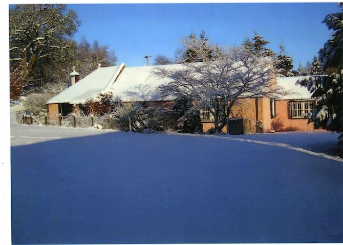 Peaceful hideaway retreat! - Dalmellington - Bungalov