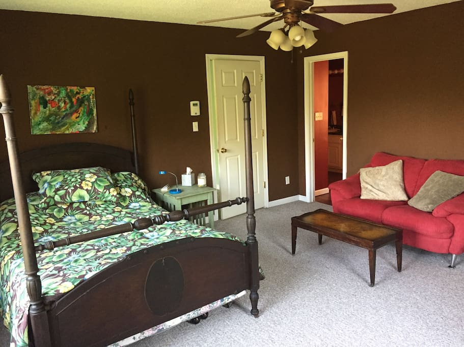 Master Suite Convenient To Asheville Houses For Rent In Weaverville North Carolina United States
