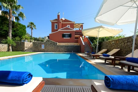 Il Tesori Dassia Villas with Private Pool