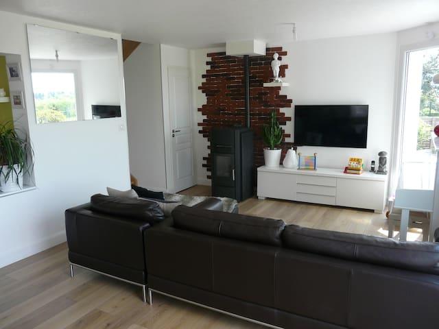 Proche Annecy - Chambre 1 pers - Maison design - Viuz-la-Chiésaz - Haus