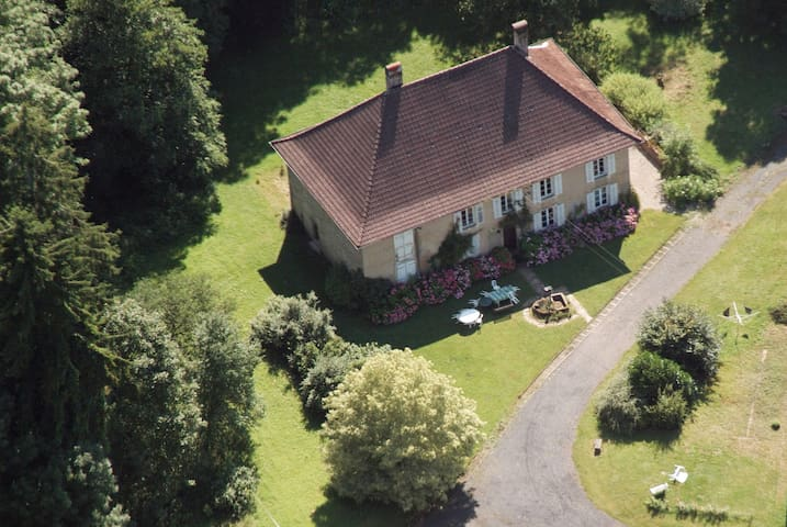 Maison de campagne