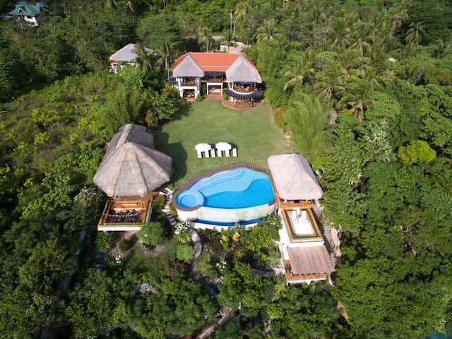 Your ultimate dream villa in the Philippines.