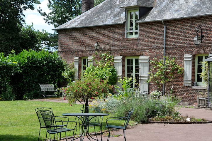 Peaceful, Nature and Well-being 2 - Héricourt-sur-Thérain - Bed & Breakfast
