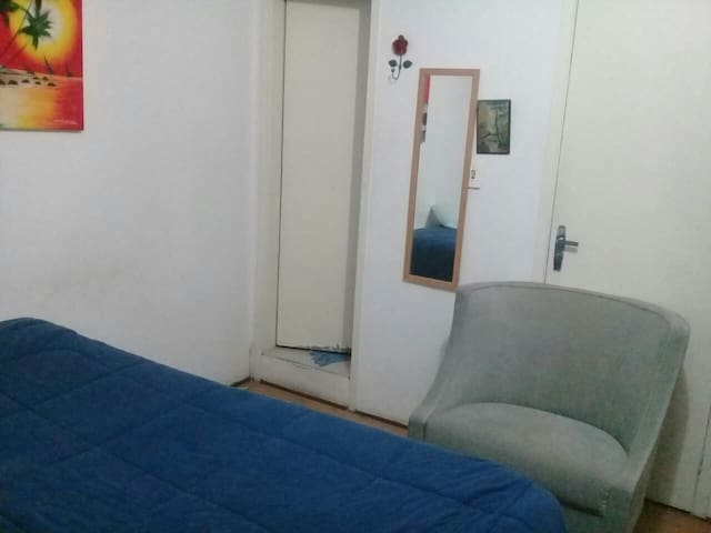 Suite  privativa ,casa de vila Jd Marajoara (IBC)