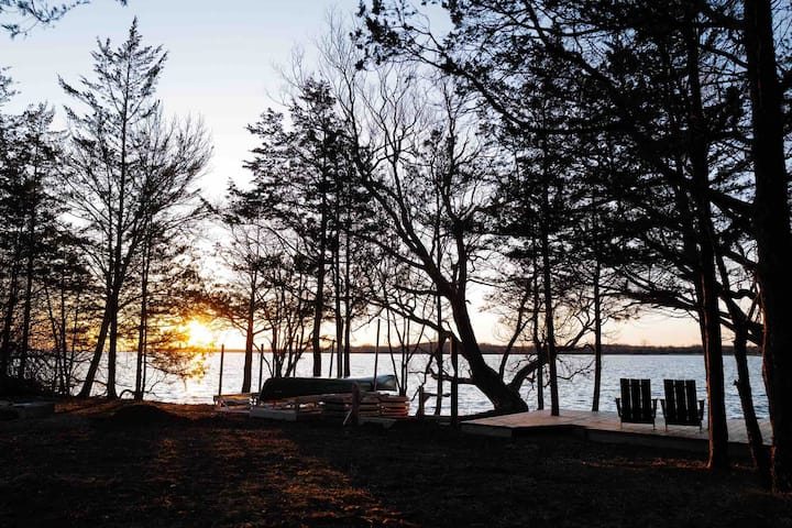 NEW - Unique Waterfront Home on Bay of Quinte