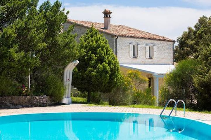 Villa Monte Conero - Ginestra Room