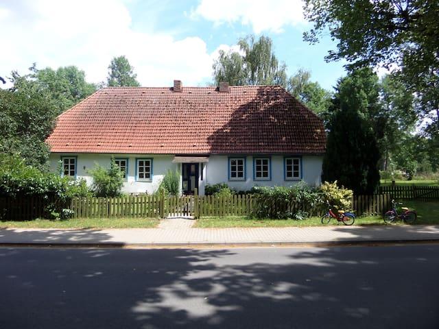 Ferien an der Mecklenburgischen Seenplatte - Gischow - Haus
