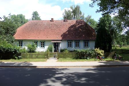 Ferien an der Mecklenburgischen Seenplatte - Gischow - Casa