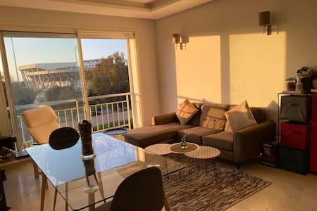 Appartement luxueux à Prestigia Hay riad