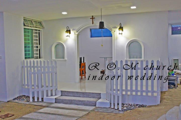 【40pax】BukitIndah@YES I Do-R.O.M Chapel