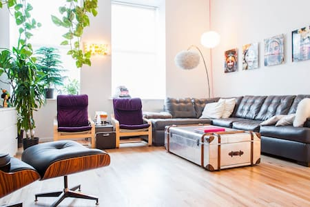 Cozy and Spacious 1BR Apartment in West Village * - New York