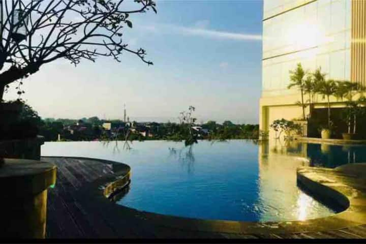 Apartement Mataram City Merapi Mountain View