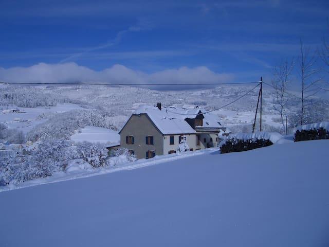 Gite Le Poulailler proche station du Lac Blanc