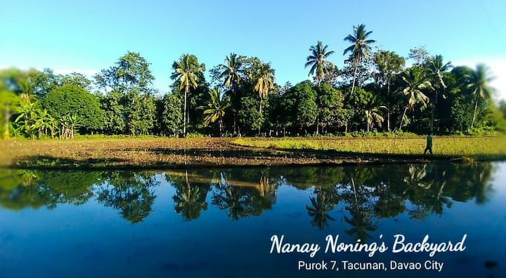 Nanay Noning's Backyard