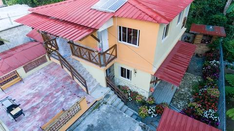 Villa Valle De Dios. Private Room at 2nd floor.