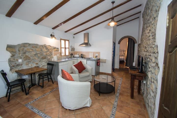 Apartment El Chorro, La Finca Blanca, Alora