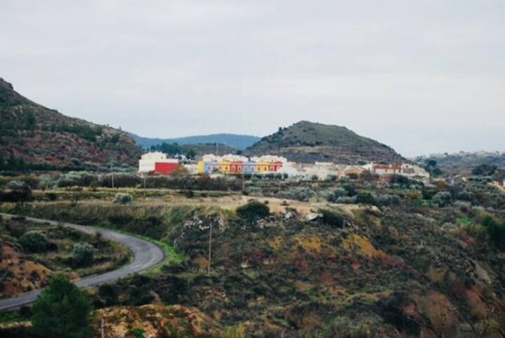 Acogedora Casa de Campo en Murcia para 10 personas