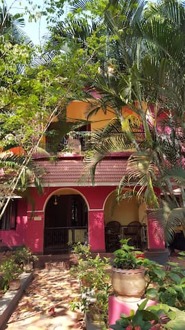 'small & cosy' - guesthouse in varkala n'-cliff
