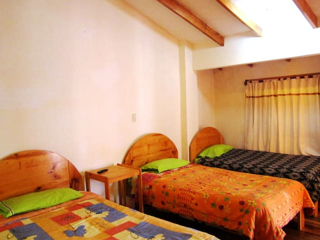 Cusco,Cheap,Clean,Safe and Cozy - Cusco - Bed & Breakfast