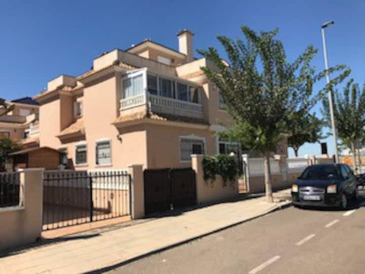 Lovely Townhouse in Torre de la Horadada.