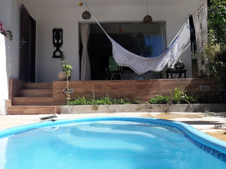 Casa Da Patricia-  Studio com piscina privativa