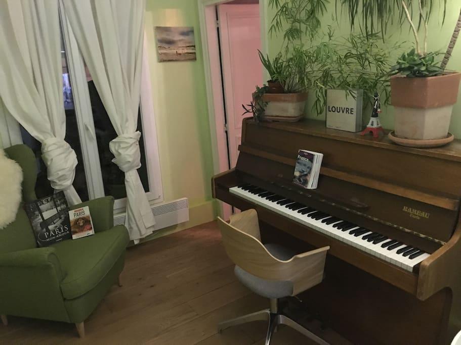 The tuned Piano