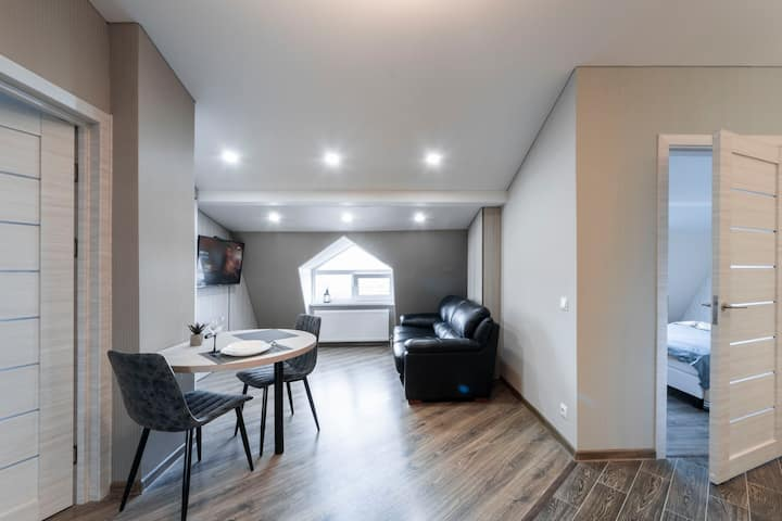 Cozy 2 bedrooms apartment in the Centre