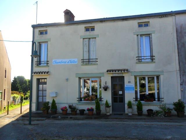 Bienvenue Gite - L'Absie - Lägenhet