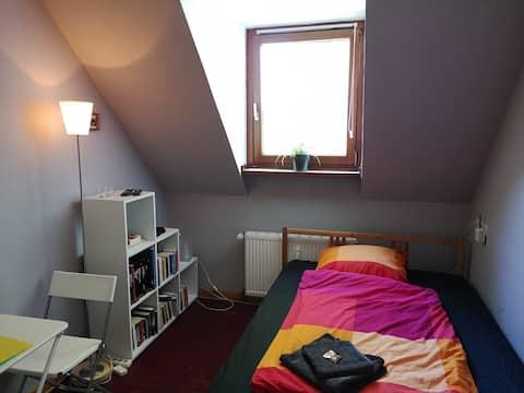 Gemütliches DG-Zimmer im Herzen Bochums