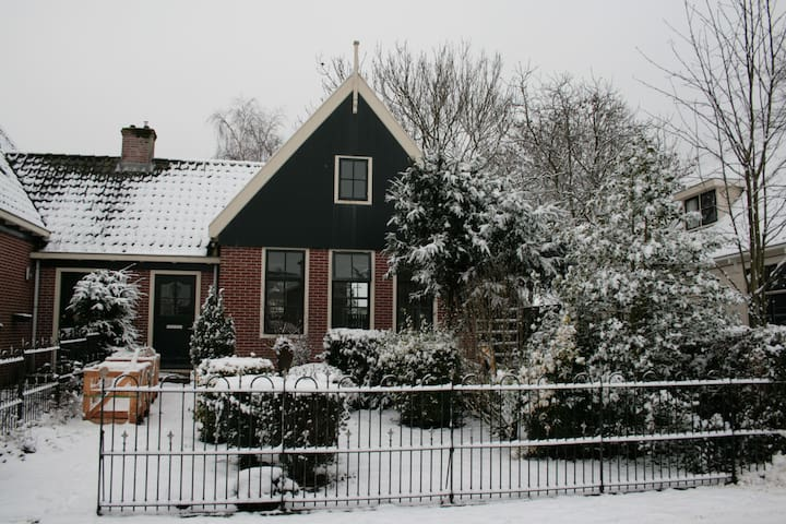 Nice house in picturesque village near Amsterdam. - Amsterdam - Casa