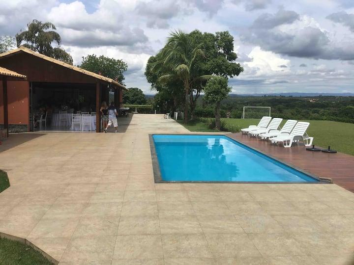 Sitio Villa di Viana (propriedade exclusiva)