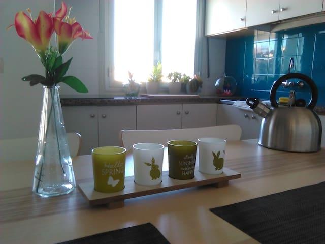 Casa María breakfast