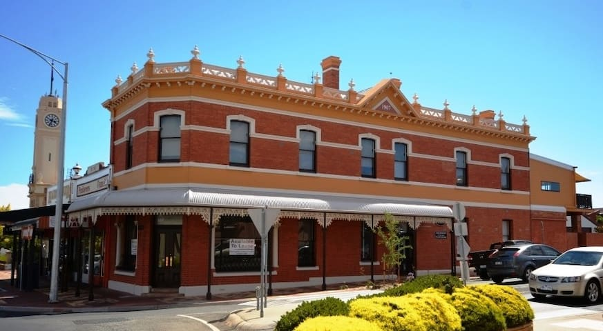 Spoil yourself in Stawell