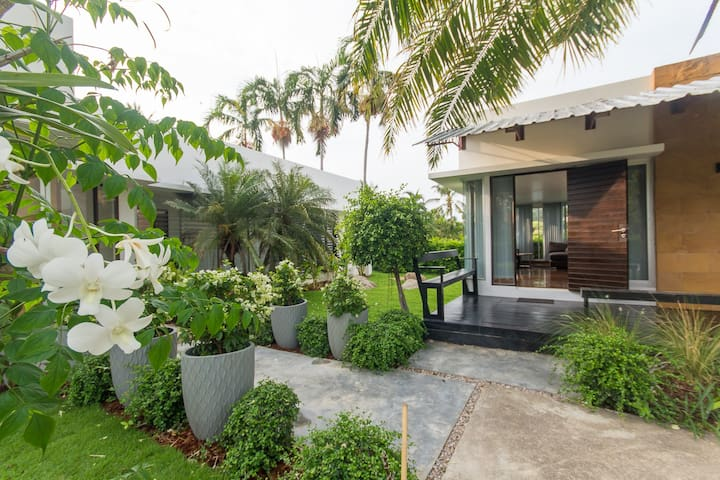 The Villa Bis • lovely detached House with 1 bedrom & 1 bathroom
