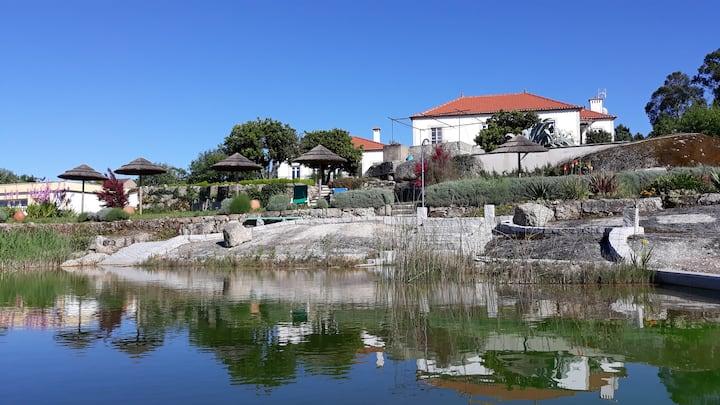 Een paradijs in het groene hart van Portugal