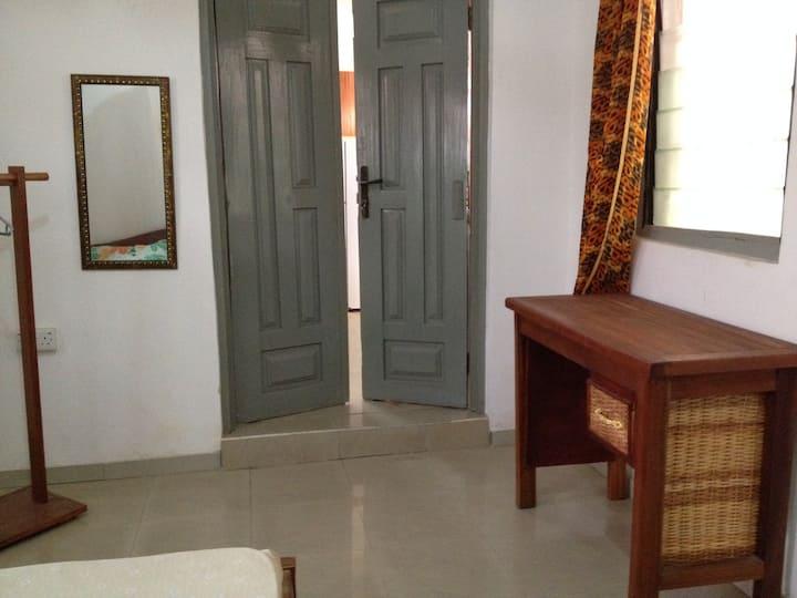 1 Bedroom Apartment in the Heart of Accra (Orange)