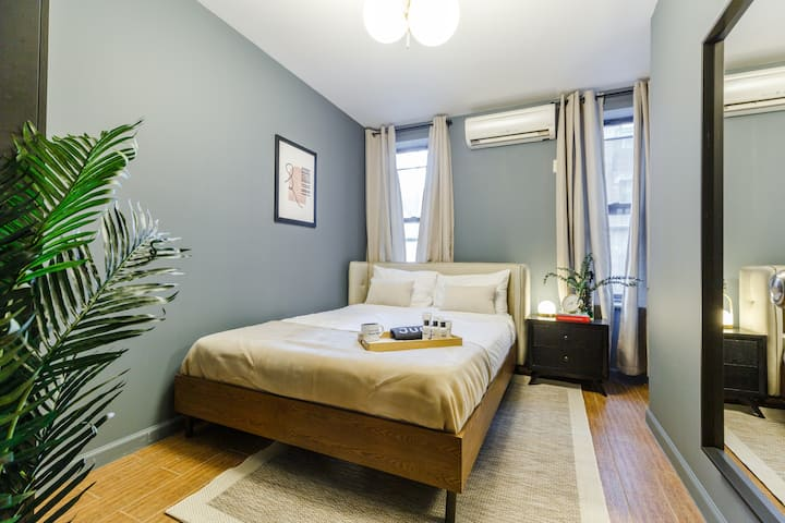 Elevated Living in Lower East Side Furnished Home